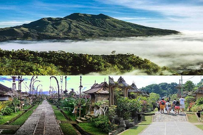 Day Tour: Bangli Pengelipuran Traditional Village & Kintamani Volcano