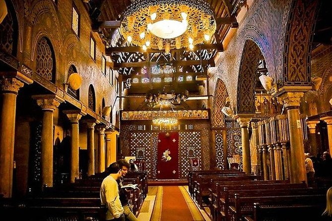 Full Day Tours to Citadel and Old Cairo Churches & Synagogue photo 3