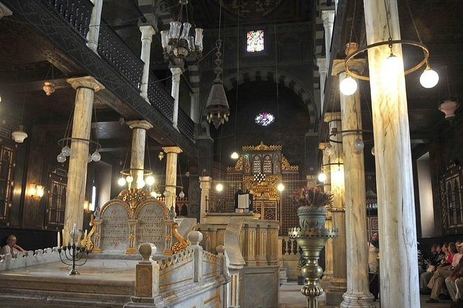 Full Day Tours to Citadel and Old Cairo Churches & Synagogue photo 7