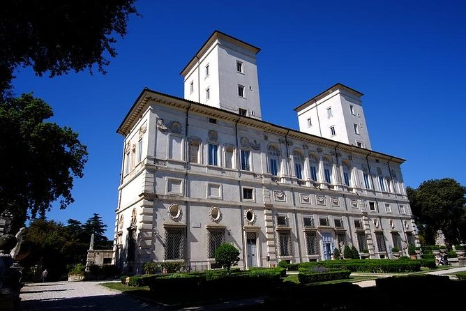 Borghese Gallery & Gardens VIP Tour - Skip the Line Tickets & Pick-Up/Drop-Off