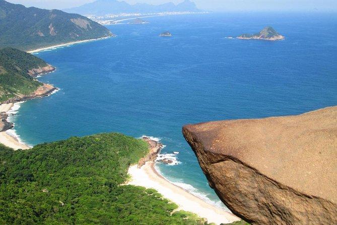 Pedra do Telegrafo trail with visit to the beaches of Rio de Janeiro