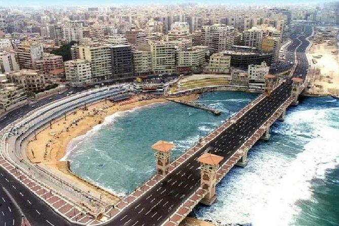 Viagem de Alexandria e El Alamein