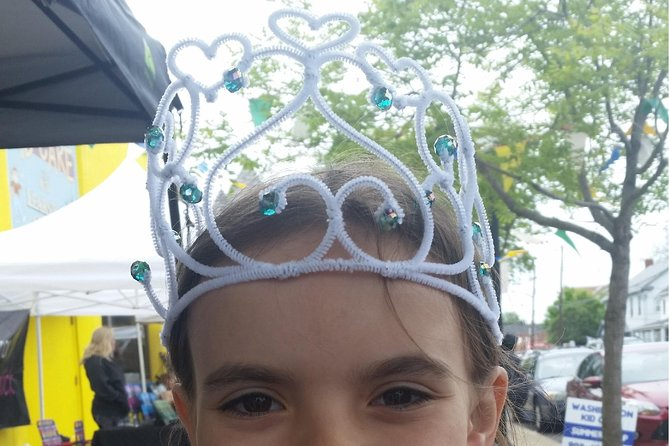 Tiara and Crown Making Party
