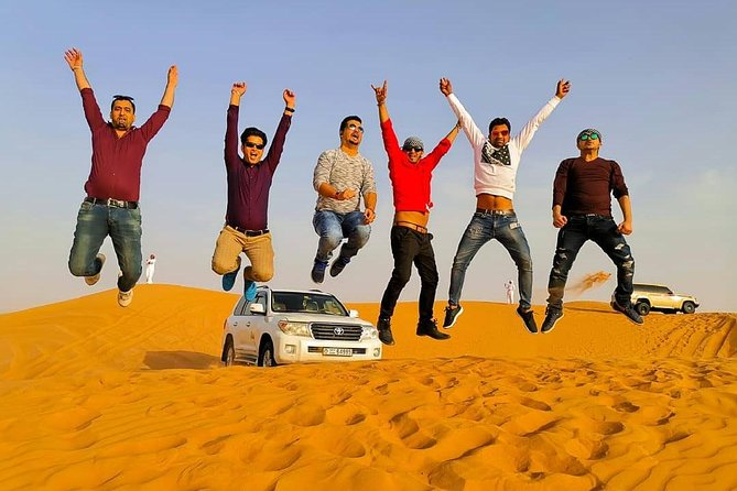 Dubai Desert Safari Red Dune: BBQ, Camel Ride & Sand-boarding photo 16