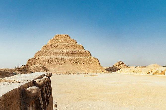 Step pyramids of Saqqara & Memphis