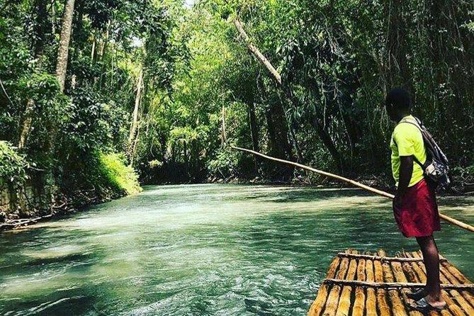 Martha Brea River Rafting Transportation Tour