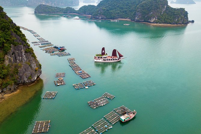 The Escape Sails – A Luxury Halong Bay Day Tour with a Difference photo 6