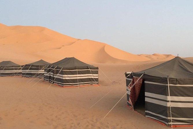 Bedouin Camp Night Stay in Empty Quarter Desert (Rub Al Khali) from Salalah 4x4