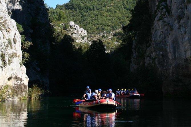 Rafting Adventure on Cetina