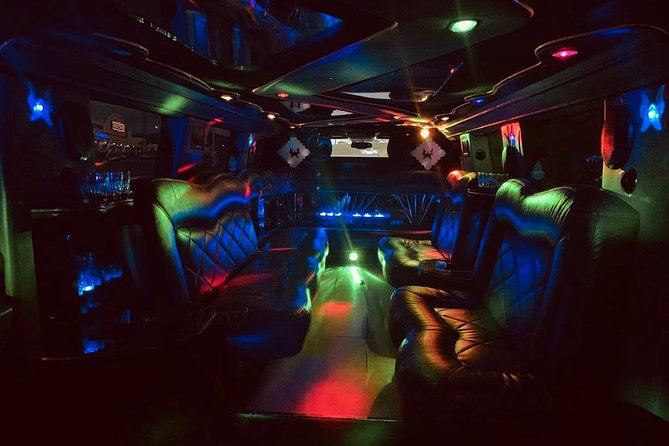 Luxury Limousine Transportation in San Juan
