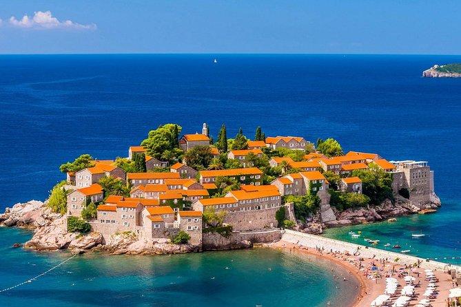 Kotor Shore Excursion - Tour à Budva, Sveti Stefan, la vieille ville de Kotor
