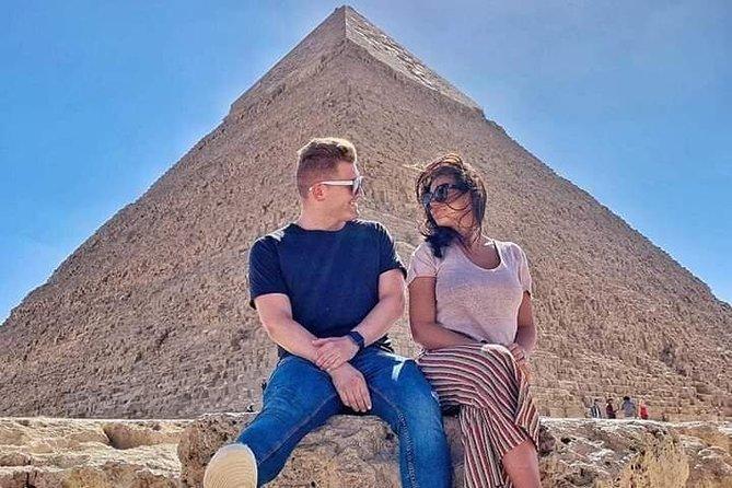 Giza Pyramids&Sphinx Trip