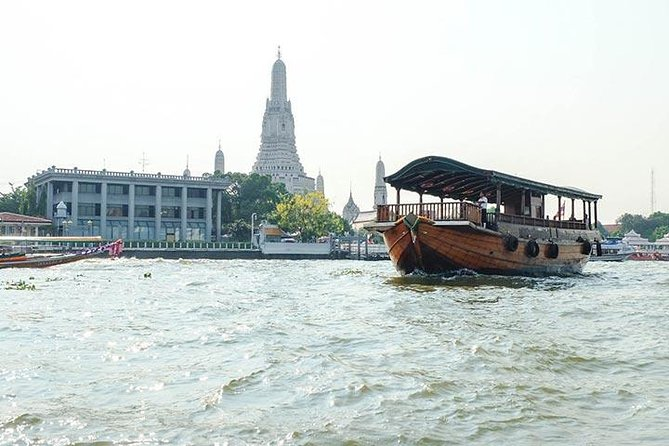 Bangkok Rice Barge Afternoon Cruise