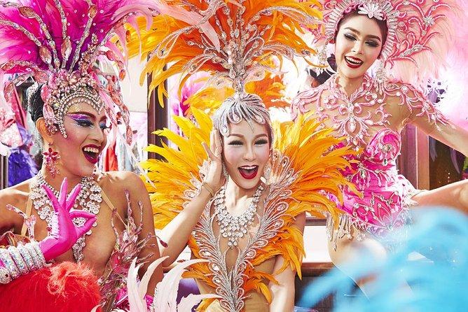 Simon Cabaret Show at Phuket Admission Ticket