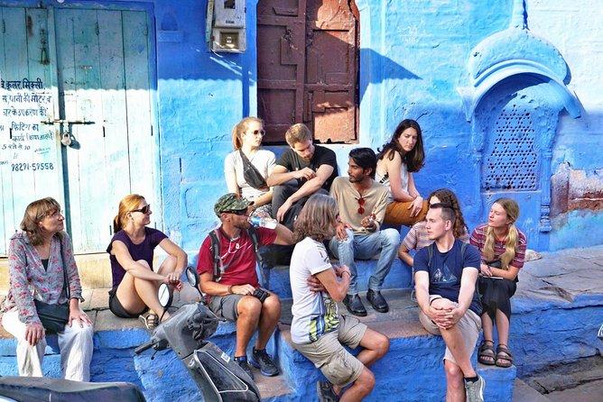 Discover blue city 2hrs