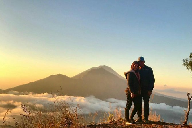 Mount Batur Sunrise Trekking Tours with breakfast on top