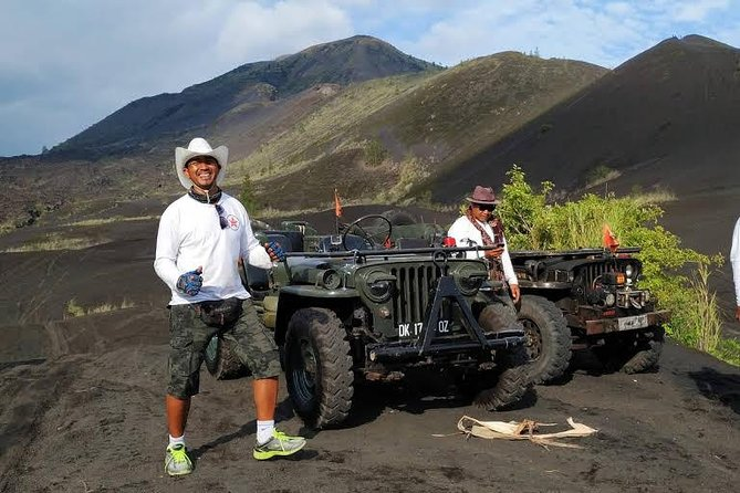 Willys Jeep Tour Bali