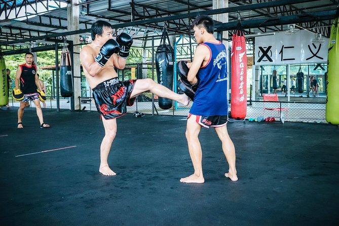 Experience Muaythai Fighter Life