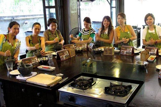 Escola Tailandesa de Culinária Baipai em Bangkok