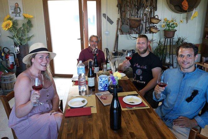 Abruzzo wine tasting & winery visit