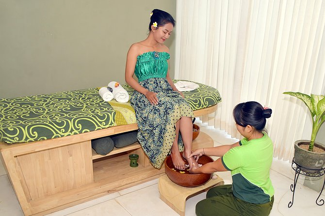 Bali Spa Experience at LLuvia spa including Hotel or airport transfer