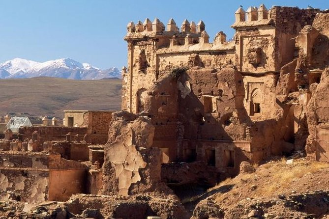 1-Day Guided Quad Tour of Ait Ben Haddou and Kasbah of Telouet photo 4