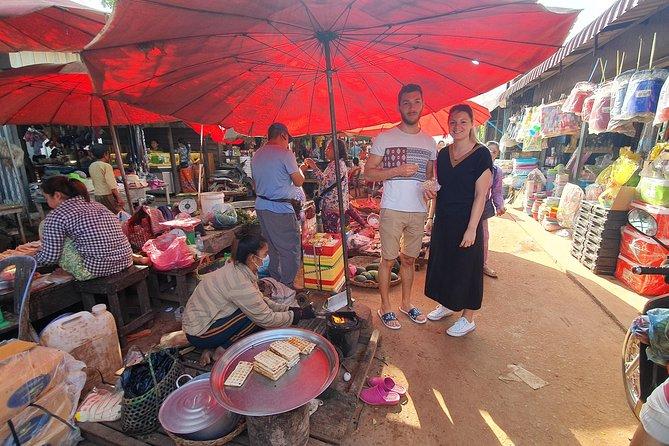 Half-Day Siem Reap City Hidden Highlights Private Walking Tour
