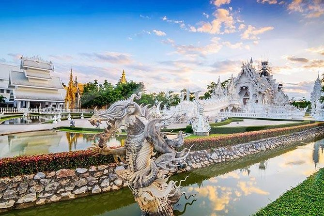 Chiang Rai and Golden Triangle Day Tour from Chiang Mai