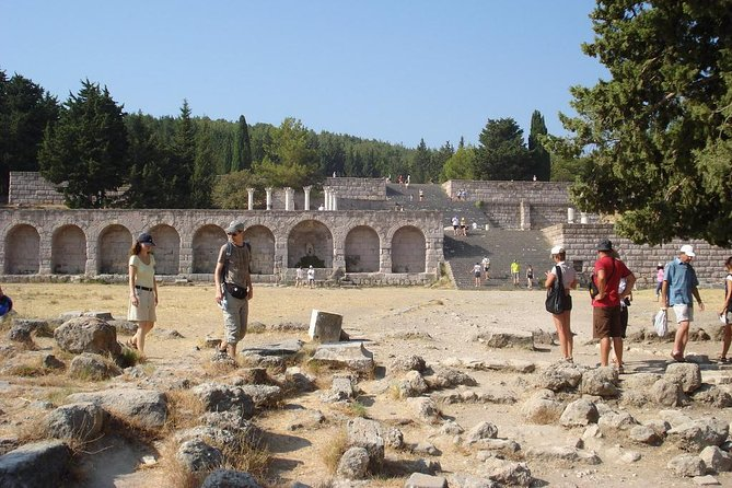 Private Tour: Kos Island Highlights Including Zia, Asklepieion and Tree of Hippocrates
