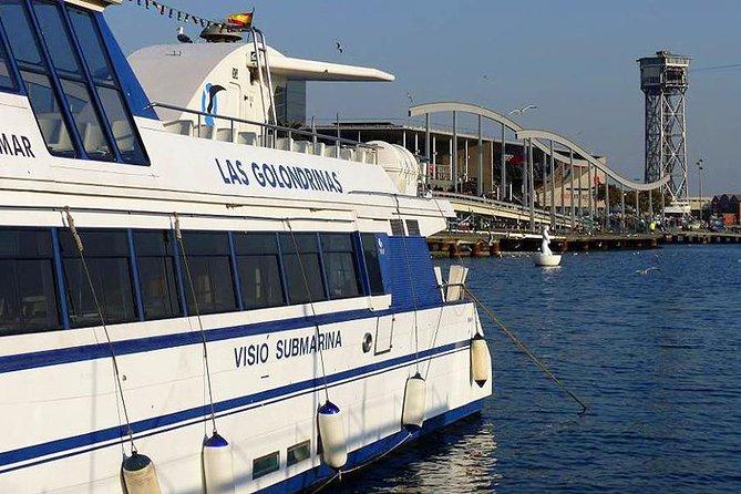 Barcelona Las Golondrinas Sightseeing Cruise