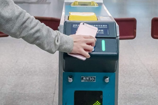 Skip the line: E-Tickets in Hong Kong