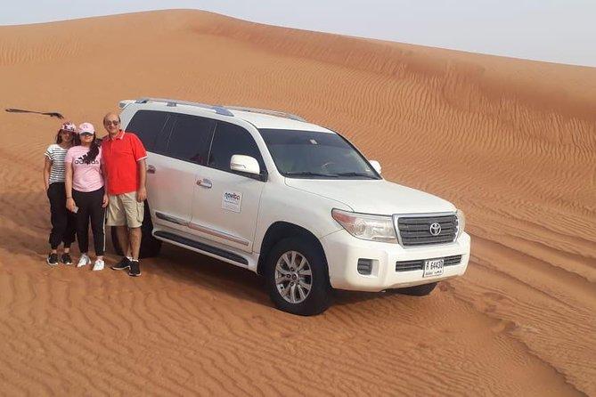 Private Red Dune Desert Safari