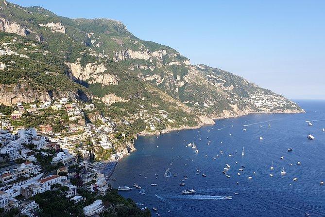 Amalfi coast Daytour