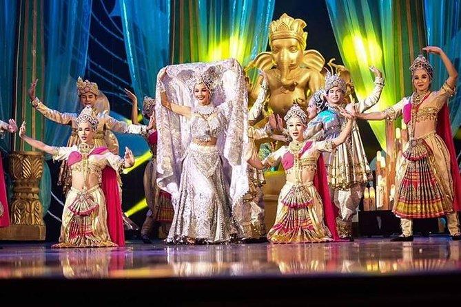 Tiffany's Cabaret Show in Pattaya