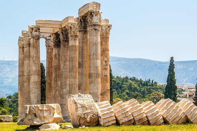ATHENS HIGHLIGHTS TOUR & SOUNIO CAPE price is for 1 MINIVAN, up to 7 passengers