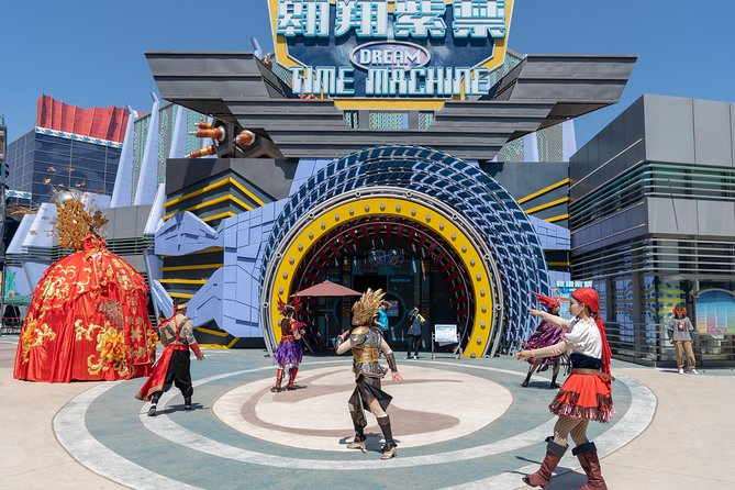 Private Tour—Check out the Coolest Amusement Park