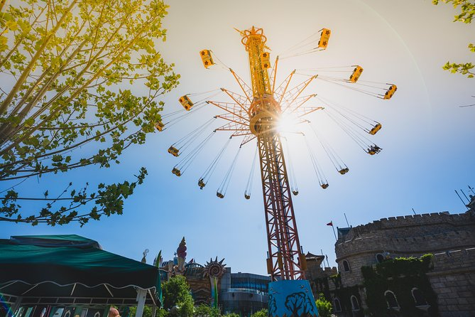 Private Tour—Check out the Coolest Amusement Park photo 8