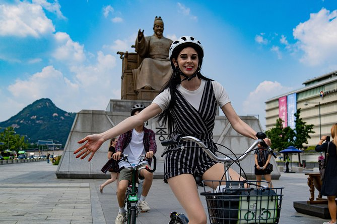 Seoul Bicycle Tour: Dynamic Korea!