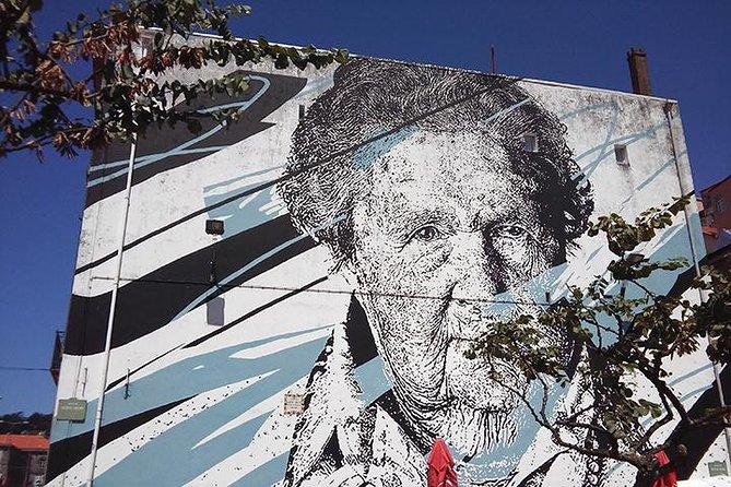 Urban Art at Porto in tuk-tuk