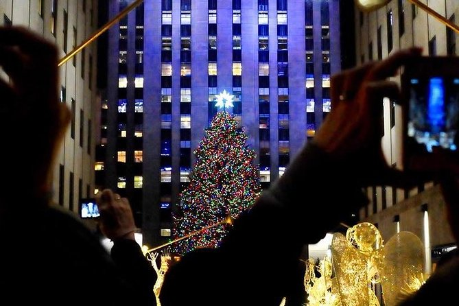 NYC Holiday Lights Tour by Limousine