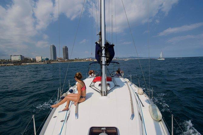 Escape the City on a Sailing Boat