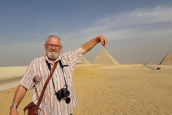 1-day trip to Cairo with flight from Hurghada / Makadi Bay / Soma Bay / El Gouna