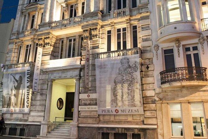 Private Tour: Istanbul Sightseeing Including Museum of Innocence, Pera Museum and Çukurcuma