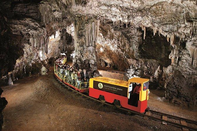 Postojna Cave & Predjama Castle with lunch