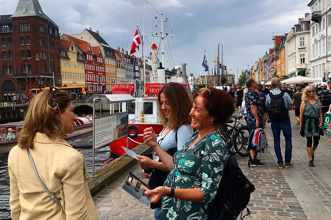Wonderful Wonderful Walks of Copenhagen - private group tours