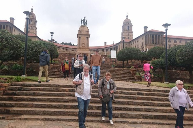 Pretoria, Soweto and Apartheid Museum Guided Day Tour from Johannesburg