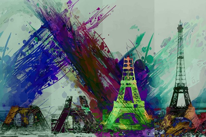 PARIS: Eiffel Tower Second Level Access & Interactive Experience