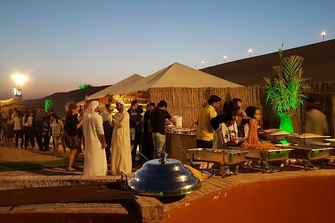 Adventure Desert Safari Evening Experience