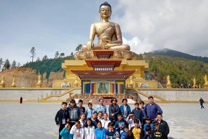 Bhutan Tour - 6 Nights & 7 Days