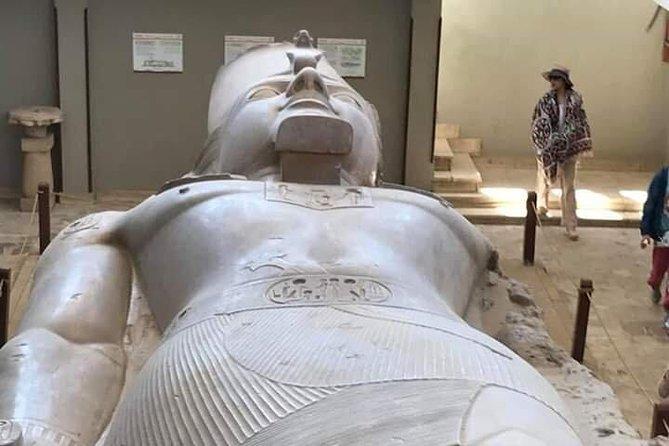 Cairo Layover Tour Pyramids,Sphinx, Sakkara and Memphis & Sound and Light Show